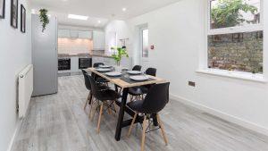 HMO Architect Dining Room