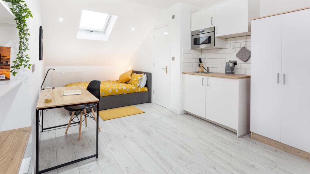 HMO Architect Bedroom