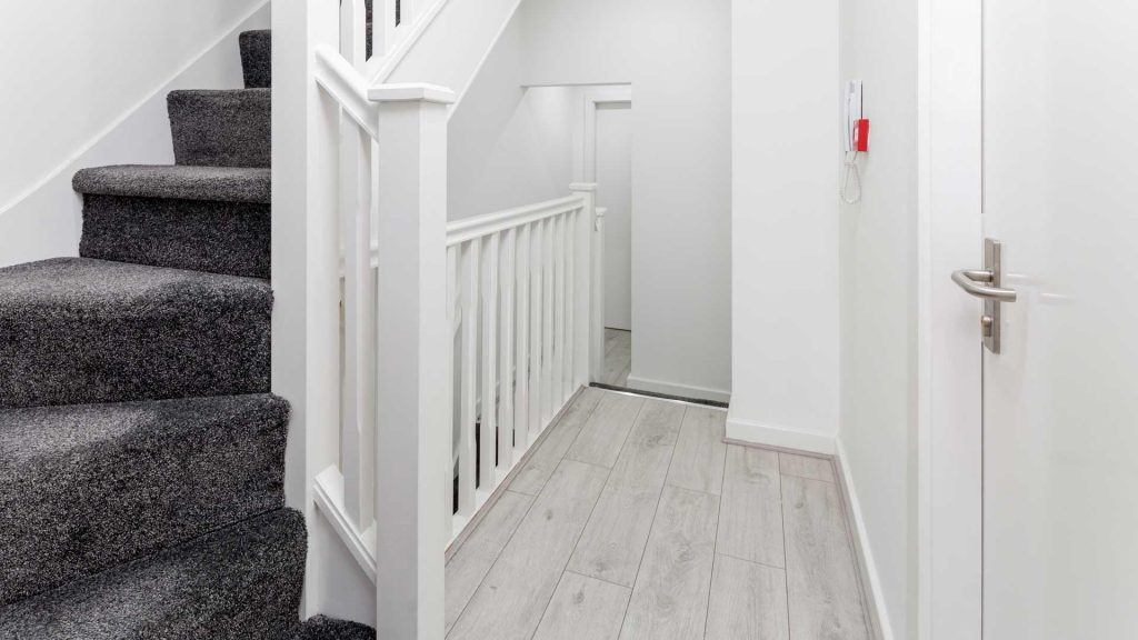 HMO Architect Hallway