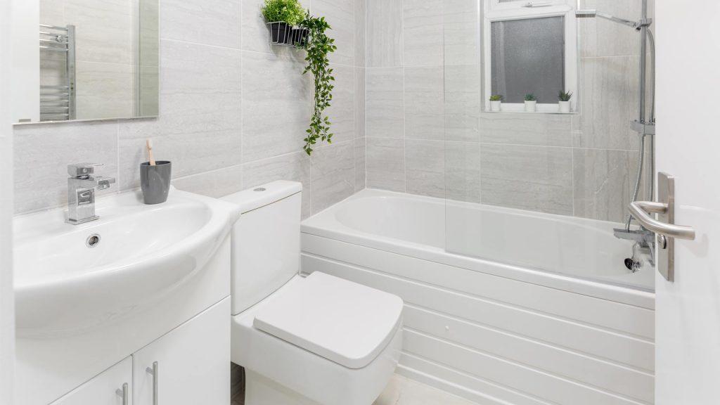 HMO Architect Bathroom