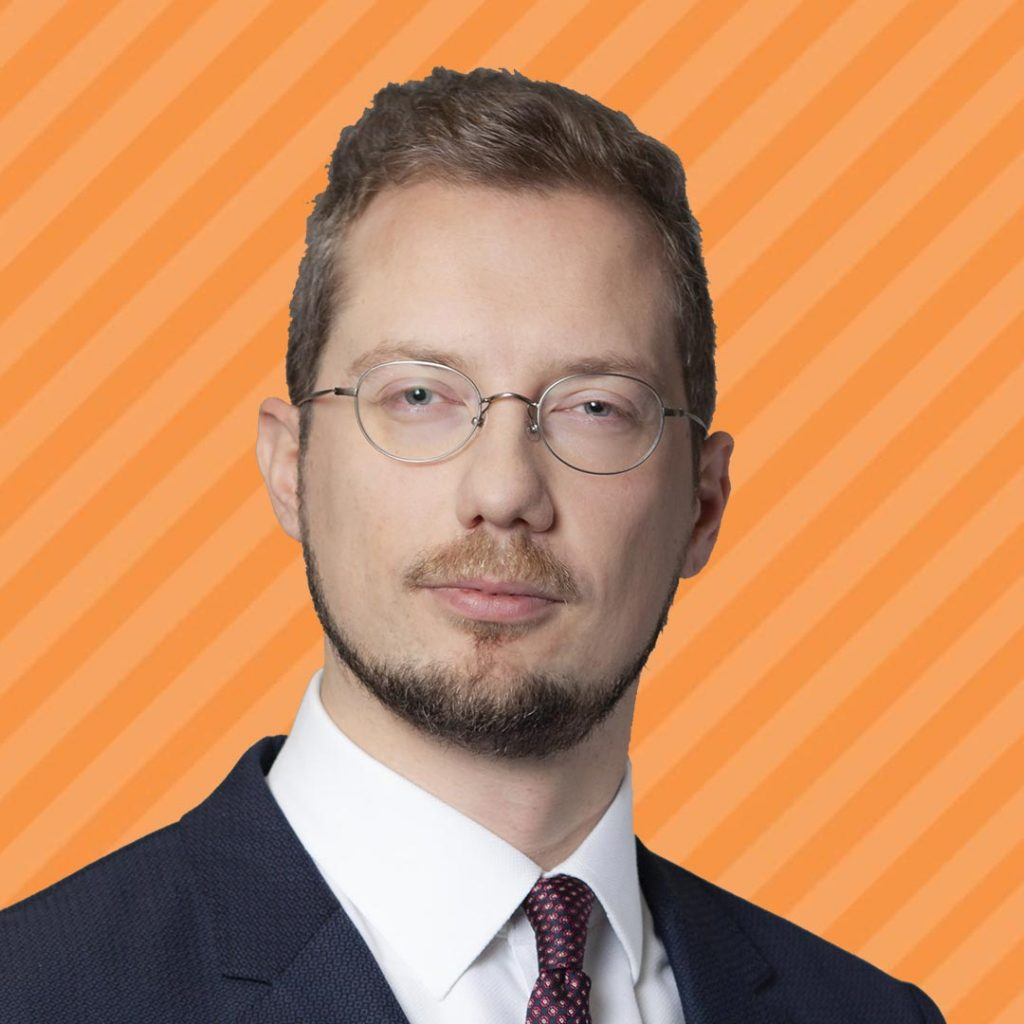 Lorenzo Pandolfi Orange Background