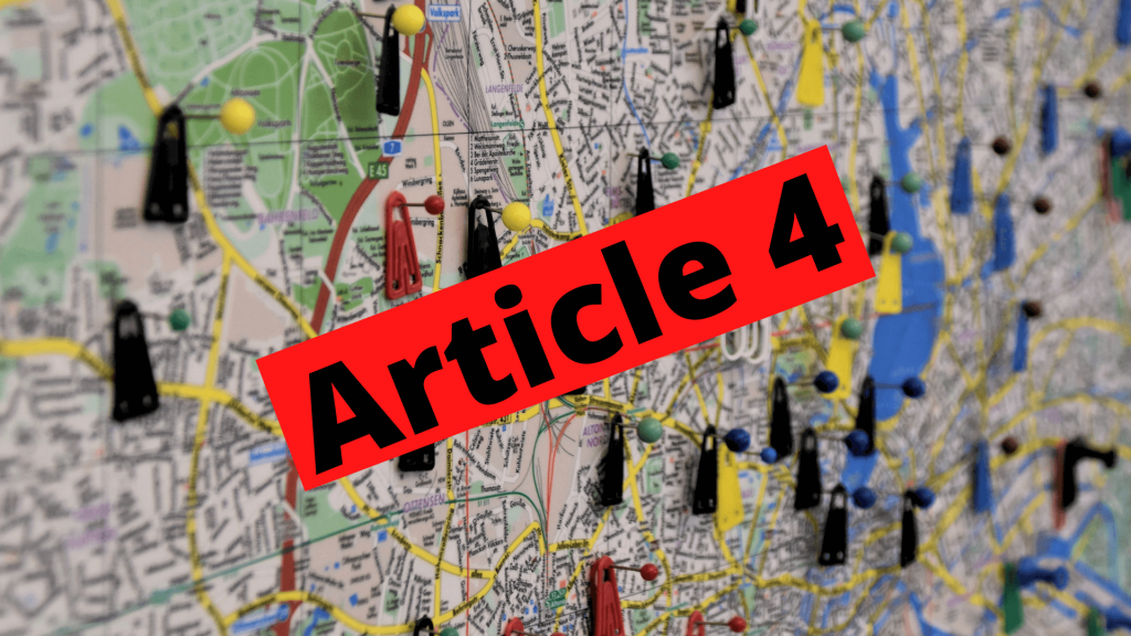 Article 4 Map