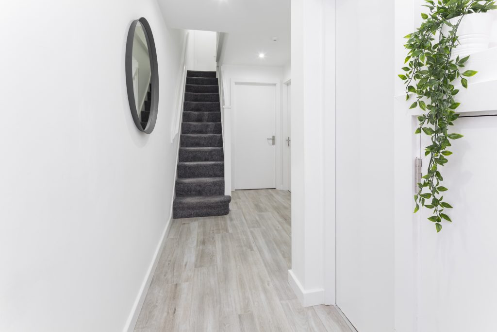 HMO Staircase - After