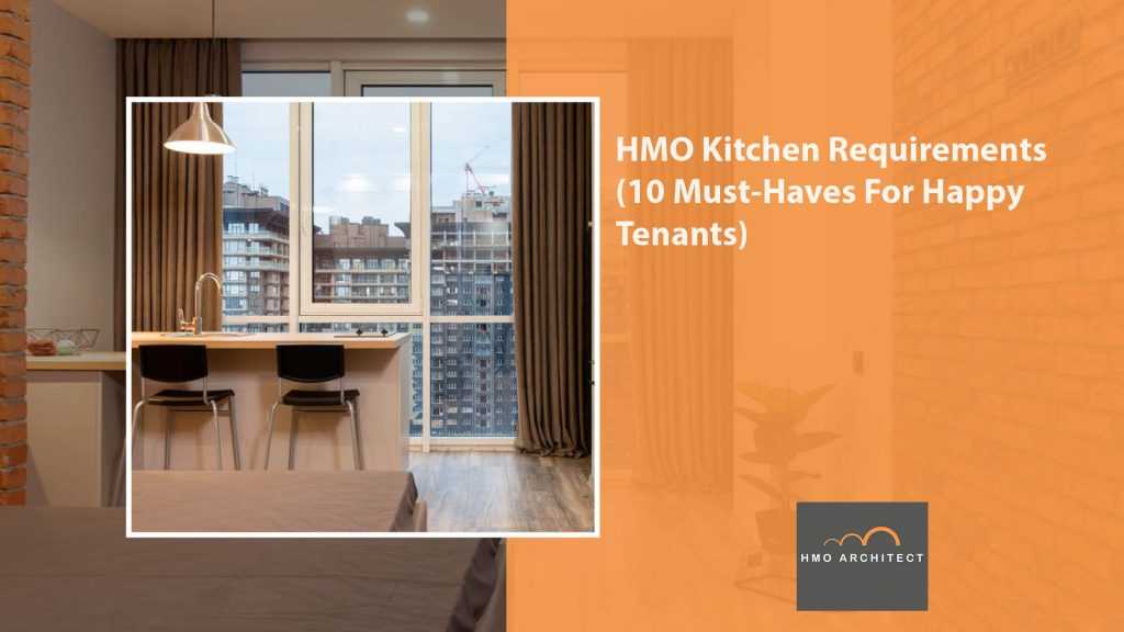 hmo kitchen requirements