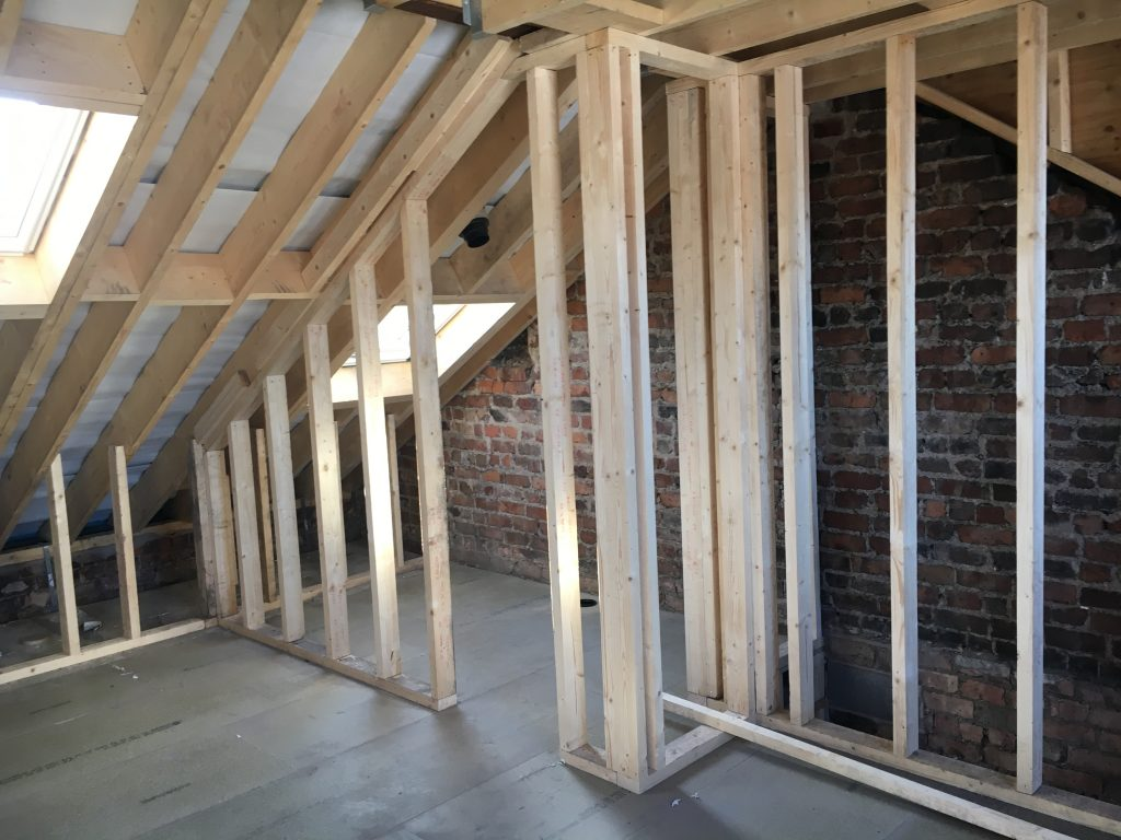 Loft Conversion on an HMO in Liverpool