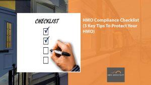 HMO Compliance Checklist